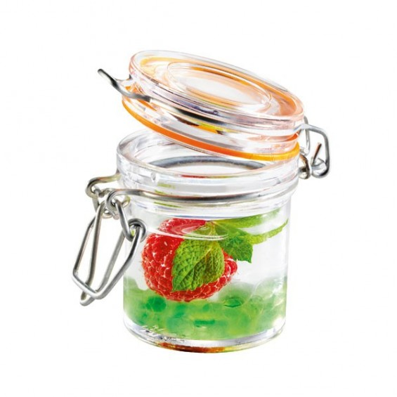 Plastic Jar 1.5 oz. 24/cs - $1.33/pc