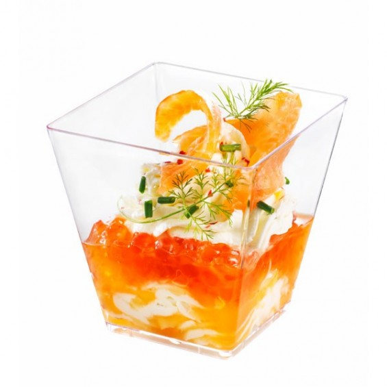 Verrine Jetable KITA 22 cl. 200/cs