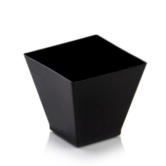 Verrine Jetable KITA 6 cl. Noir - 400/cs