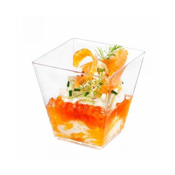 Kita Mini plastic Cup 2 oz. 400/cs - $0.19/pc