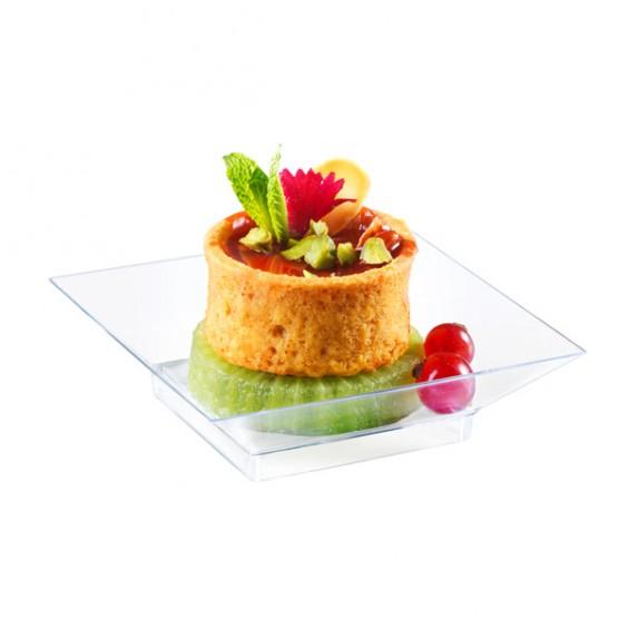 Mini Assiette Jetable 6,5 cm 400/cs