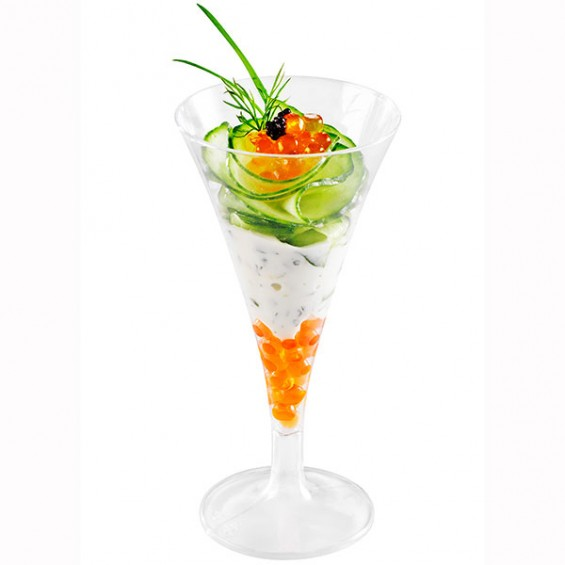 Verre a cocktail Jetable 8 cl. - 200/cs - $0.36/pc