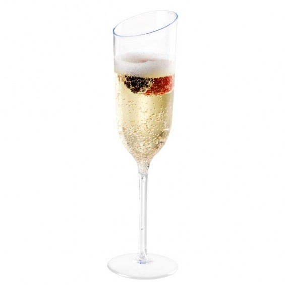 Design Champagne Flute 3.5 oz. - 50/cs - $0.75/pc