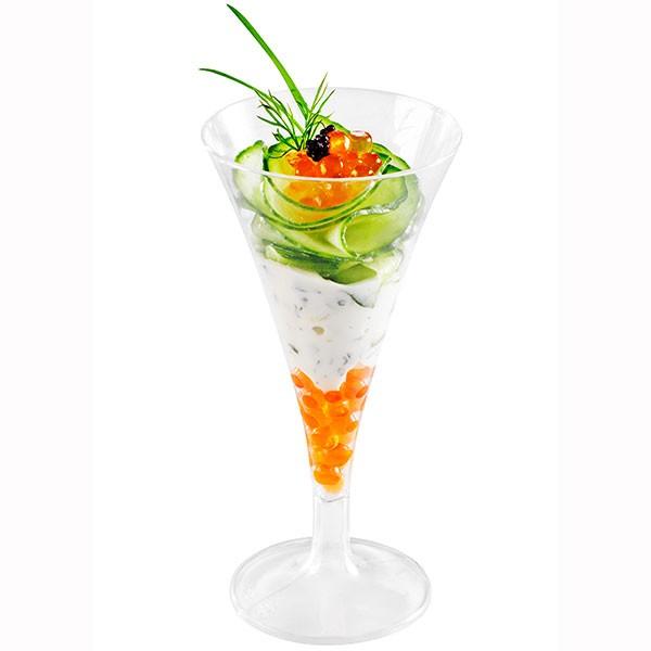 Verre a cocktail Jetable 8 cl. - 200/cs - $0.36/pc